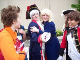 A Wild Prussia Was Caught by PIPIpanda