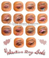 Valentine eyes by MzChrisCreatez