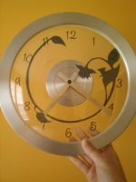 Fantasy Nursery Clock by Eliea