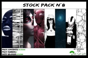 Stock Pack 8 by Gamung