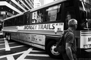 NYC travel bus by AD1729