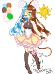 [Stellars][3DS] Sun Mouse [OPEN setprice] by MeloBunii