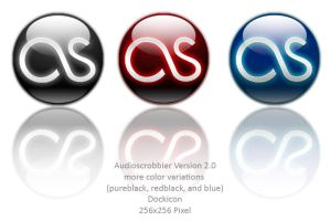 Audioscrobbler Version 2.0 by sly55