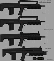 VI Special Purpose Carbine 93 by Wolohan2011