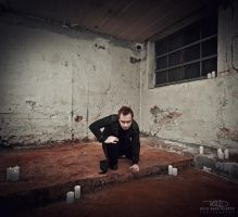 Metal band: Poetica, promotional work #6 by RuudPhotography