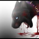 Fading Into Darkness by TheMoonfall