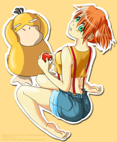 Misty Final Maybe by juujuu