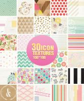 30 Icon textures - 2007 by Missesglass