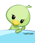 green bird 03 by tea00