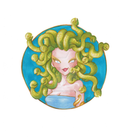 Medusa by DeedNoxious