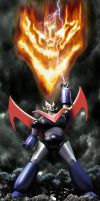 Great Mazinger by GillioKwK