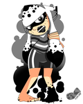 Blooper Inkling by TheOctoberScarf