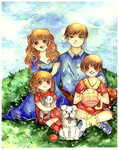 family by Lovepeace-S