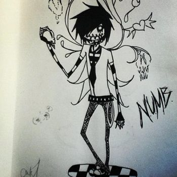 Rag Doll: NUMB by Apocalyptic-Ash
