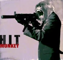 HIT MONKEY by THE-SEXY-BEAST
