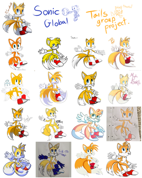 Tails Group Project (Tails) by Tri-shield