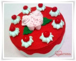 My Twin Cake Box.. by SongAhIn