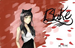 A Weekend's Dance, Blake by A-SgtMichaels