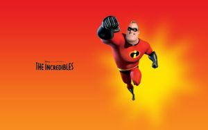 Mr. Incredible by futurephonic