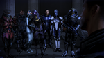 Mass Effect 3: The Team by DeltaTimo