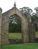 Castle And Ruin Stock 56 by Gracies-Stock