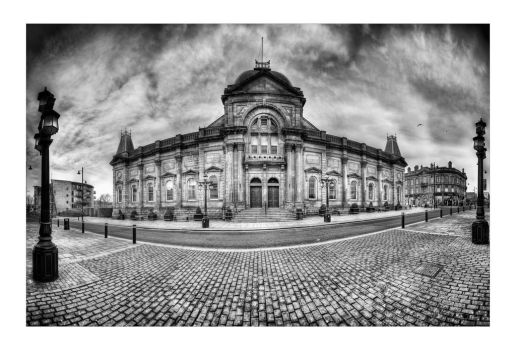 Corporation Museum and Library - Pano by Wayman