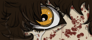 The Walking Dead~Clementines Eyes of Sorrow by Princess-Riko