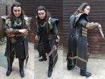 loki laufeyson - thor the dark world by sasukeharber