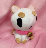 Puppycat plush by GlacideaDay