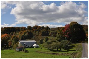 Automne a Bromont by PP2RL