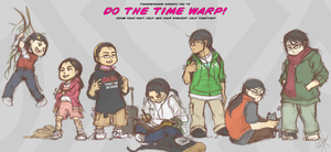 Me - Time Warp - Meme by Aeorys
