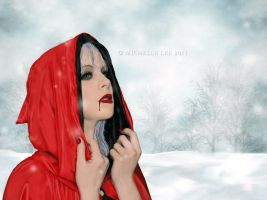 Little Red Riding Hood by mishlee