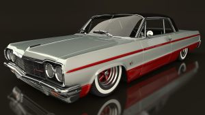 1964 Chevrolet Impala by SamCurry