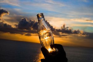 Coke Sunset by Talik13