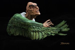 The Vulture by Blairsculpture