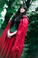Red Riding Hood [Once Upon a Time] - Portrait by Sayuri-Shinichi