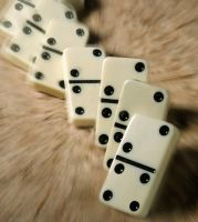 The 42 Domino Effect by dranrebesor