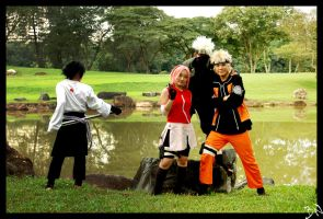Naruto - A Different Path by baka-ninja-cosplay