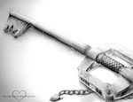 Keyblade by Buckberry