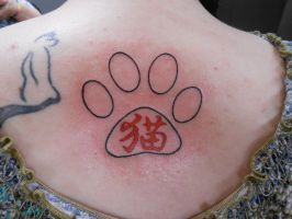 My newest tattoo by SolarGear079