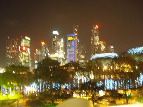 View from Marina Square by Jepoi