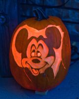 Mickey Mouse by Crasio