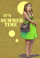 It's summer time by Pendalune