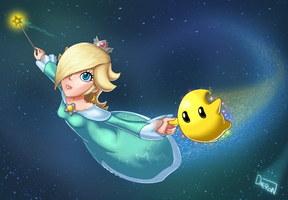 Rosalina by Daeron-Red-Fire