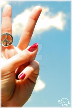 Peace by smilemel2010