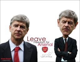 Freedom for Arsenal by MUSEF