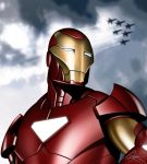 Iron Man - Extremis Armor by remle012