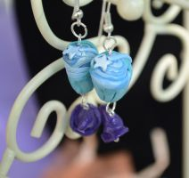THE GREAT AND POWERFUL EARRINGS by Iwasonceafairytale