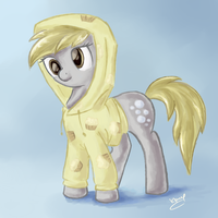 Trendy Derpy by DaffyDream