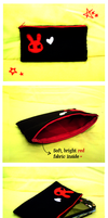 PSP pouch by TokiCrafts